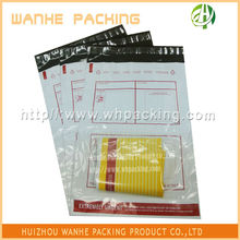 Poly waterproof peal and seal envelope mailers for packing