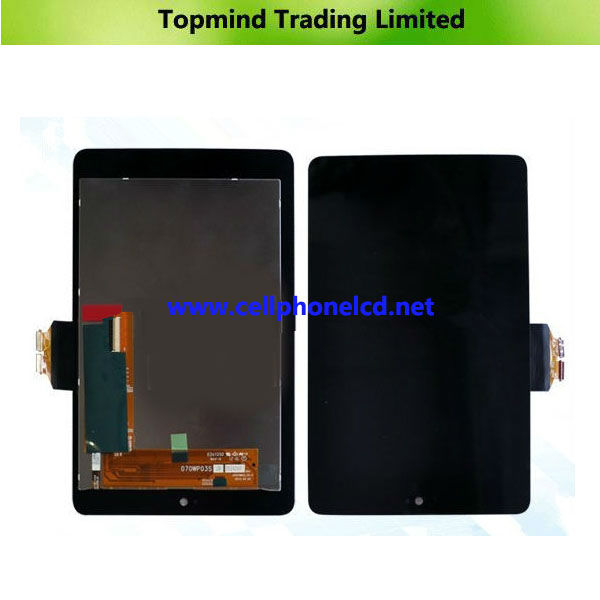 Tablet PC Parts Touch Panel 7 inch for Google Nexus 7