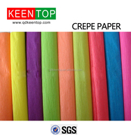 printing crepe paper/flower wrapping crepe paper/hand craft crepe paper