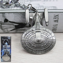 Donnafashion Wholesale Alloy DNAF5AA1083 Star Trek Key Chains