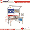 Shanghai Detall DT32 clean room Woodworking bench of hardwood top