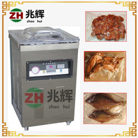 New condition roast chicken meat vacuum packer chicken meat vacuum packing machine