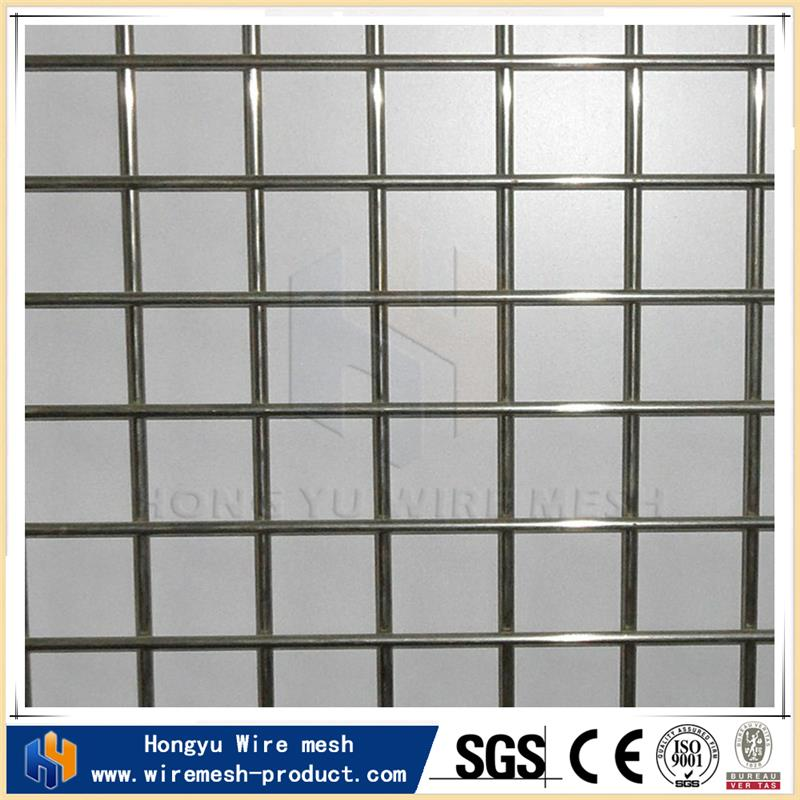iron fence hot dipped galvanized welded wire mesh welded wire dog kennels