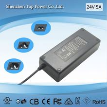2016 factory Switching Power Supplies universal laptop ac to dc power adapter 19v 6.32a 120w for LED light