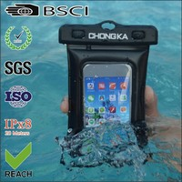 2015 fashionable waterproof cell phone bag for swimming/waterproof case for iphone 5c