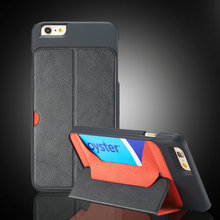Special design wallet pouch for iphone 6 plus/new product for iphone 6 plus/hot selling for iphone6/leather cell phone case