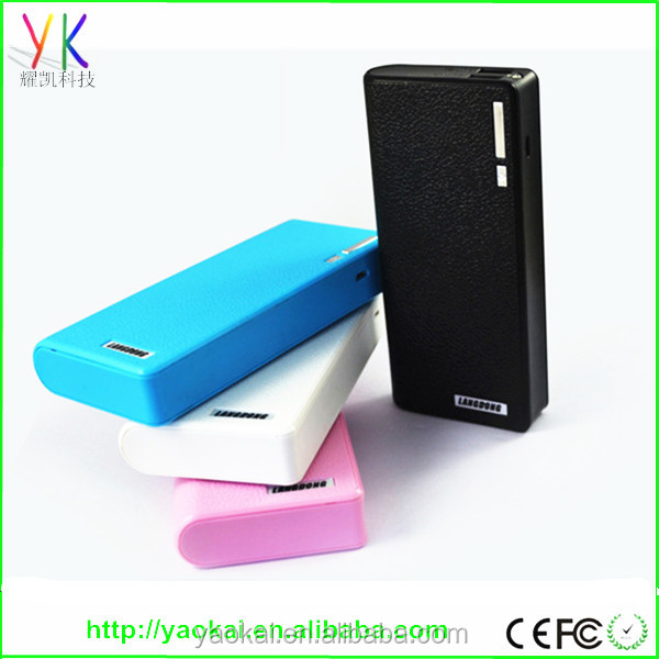 2016 hot!!!New product korea portable power bank with large capacity