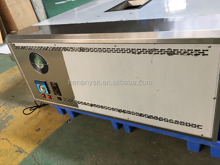 lpg gas pizza conveyor oven