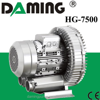 Durable Daming Air Blower applied in Brewery, Winery & Distillery