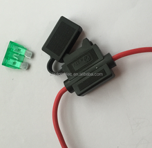 Made in CHINA ATC blade fuse type waterproof in line fuse holder