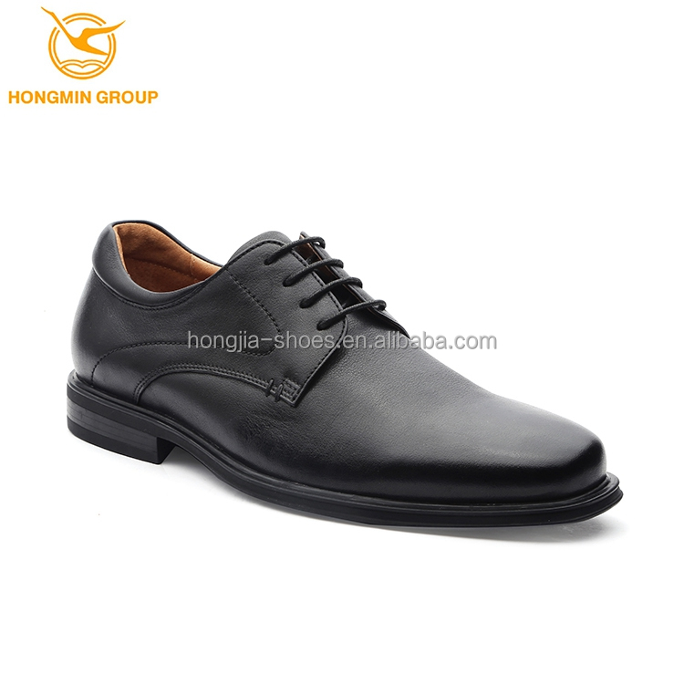 New style men dress leather shoes african style folded soft sole handmade leather shoes for men