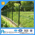 affordable wire mesh tennis court fence with pvc coated