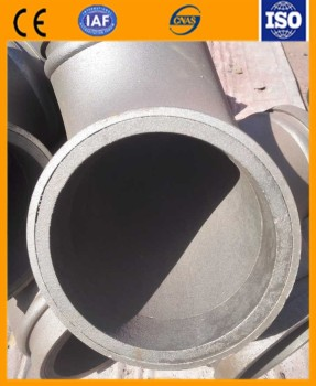 DN125 Concrete Pump Delivery Pipe Elbow(wear resistant)