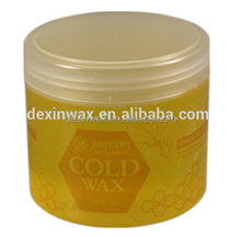 MSDS Certification and OEM/ODM Supply Type hair removal cold wax