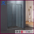 SS304 rectangle Sliding Shower Enclosure Bathroom Doors(KD8018A)