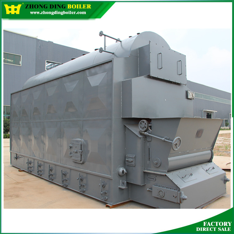 Safety Value 10t Wheat straw fired boiler