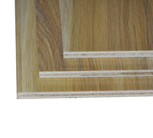low price 9mm furniture plywood with melamine wbp glue
