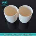 95%- 99.5%Alumina ceramic custom design polishing cylinder alumina ceramic crucible