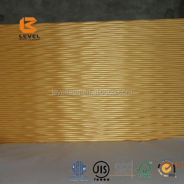 Hot Sale 3D Brick Wallpaper 3D Acoustic Wall Panel 3D MDF Panels 3D Decorative Wood Panels