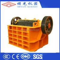 Long lifetime high manganese steel crusher spare part jaw plate