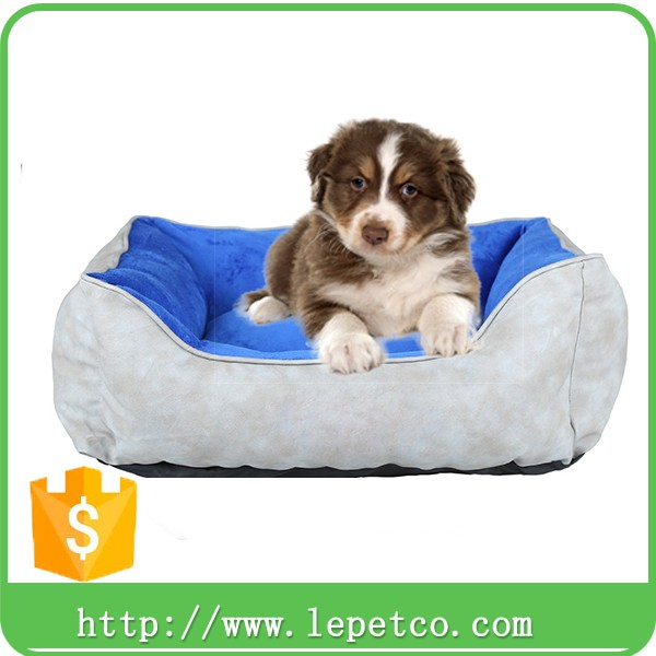 Manufacturer wholesale luxury soft warm bed for dog luxury dog bed