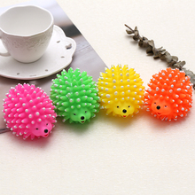 squeaky hedgehog dog toy chew toy pet sex toys for cat pet product supply