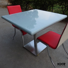 Marble stone meeting table / quartz office desk top