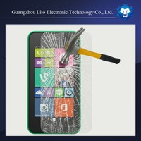 Guangzhou mobile phone glass screen protective film for nokia lumia 530