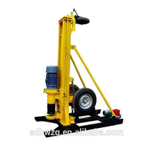 Down the hole rotary percussive drilling machine for water borehole