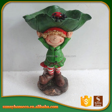 Special Model Decoration Crafts Natural Resin Baby Christmas Gift