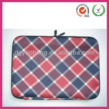 Old fashion latticed neoprene bags for laptop for the old (factory)