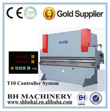 WD67Y 125T/3200 hydraulic press brake, bending machine,Controller for option