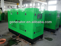 8kw-3000kw quiet power station mute diesel generator set supplier for home use