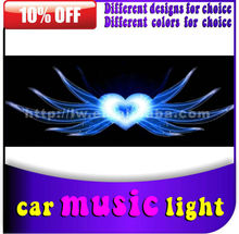 2015 most popular 12V 35W auto led car music light for CROWN auto offroad lights truck bull