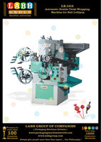 Automatic Double Twist Wrapping Machine for Ball Lollipop