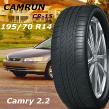 CAMRUN New Tubeless Radial 195/70 R 14 inch Car Tire for TOYOTA Camry 2.2