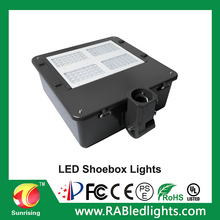 High efficacy Easy installation, IP65 waterproof led shoebox retrofit kit 150W 200w 320w UL DLC led street light