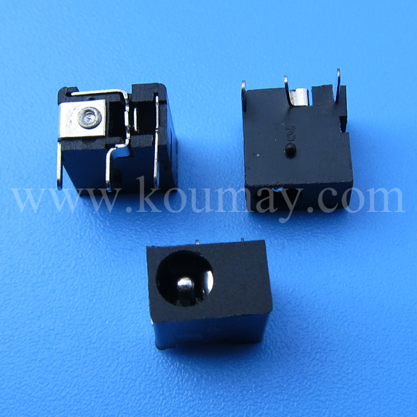 6.0mm audio female dc socket jack DS-213