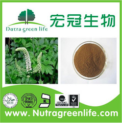 10:1 Natural Actaea Racemosa Extract Black Cohosh Powder