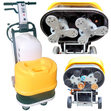 Single Phase Marble Floor Retreading Machine 220V Concrete Grinder