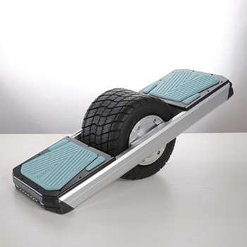 New Product One Wheel Skateboard 11 Inch Big Wheel Citycoco With LED Lights