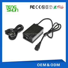 TengShun hot sale 12v 12.6v 10a li-ion lithium ion lipo battery charger for 7ah 20ah 24ah battery