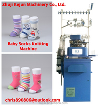 Hot sell Computerized Jacquard Baby Socks home Knitting Machine automatic /single cylinder