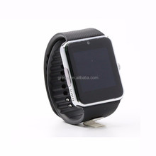 Alibaba China TOP China manufacturer smart watch android dual sim GT08 with card and camera