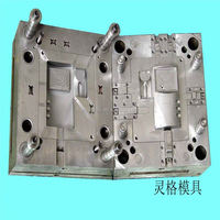 ningbo boomray own professional produce different kinds of plastic products mold components date insert