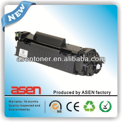 original quality compatible for hp remanufactured black toner cartridge cf283a 83a
