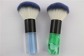 Fashional Synthetic Hair Acrylic Handle Kubiki Makeup Brush