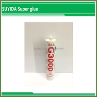 Auto Windshield Structural polyurethane Adhesive silicone sealant
