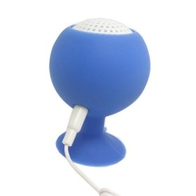 mini mushroom wired speaker