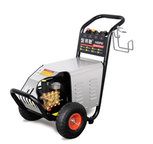 CE 4.0KW brushless automatic car wash machine for sale